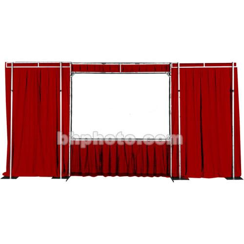The Screen Works Trim Kit for the E-Z Fold Truss 7x19' TKEZ719G