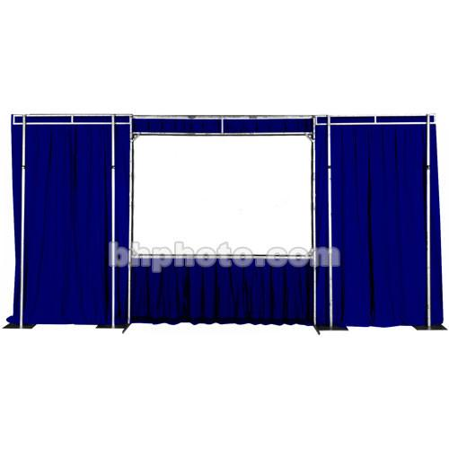 The Screen Works Trim Kit for the E-Z Fold Truss 8x22' TKEZ822BL