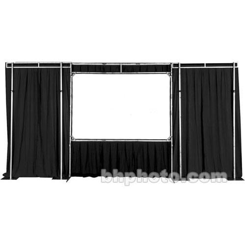 The Screen Works Trim Kit for the E-Z Fold Truss TKEZ1621BL