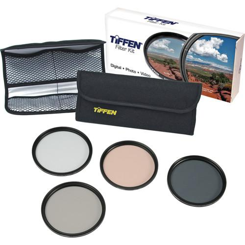 Tiffen  55mm Deluxe Enhancing Kit 55DIGEFK