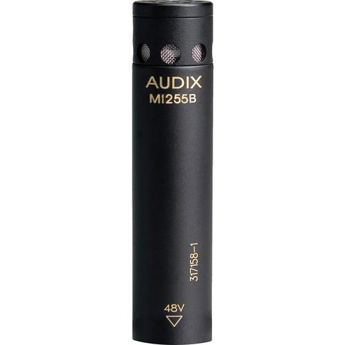 Audix M1255BO Miniature Condenser Microphone with 25' M1255B0