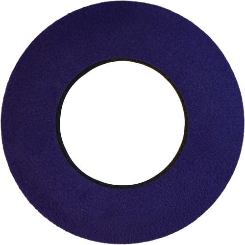 Bluestar Round Large Microfiber Eyecushion (Blue) 20133