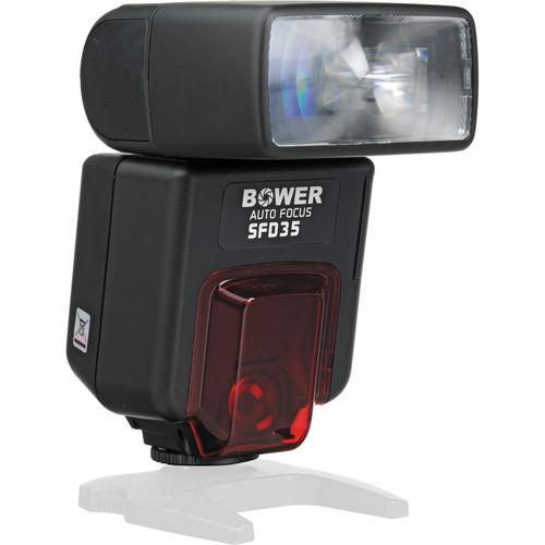 Bower SFD35 Digital Flash for Canon Cameras SFD35C