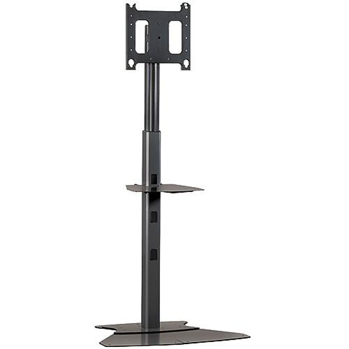 Chief PF1-US Flat Panel Display Floor Stand (Silver) PF1US