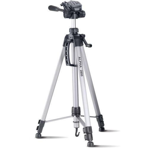 Cullmann Alpha 2500 Aluminum Tripod with 3-Way Pan/Tilt CU 52125