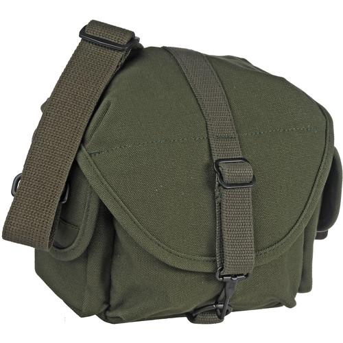 Domke F-8 Small Canvas Shoulder Bag (Olive) 700-80D