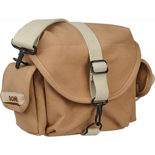 Domke F-8 Small Canvas Shoulder Bag (Sand) 700-80S