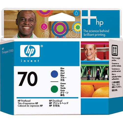 HP  70 Magenta & Yellow Printhead C9406A