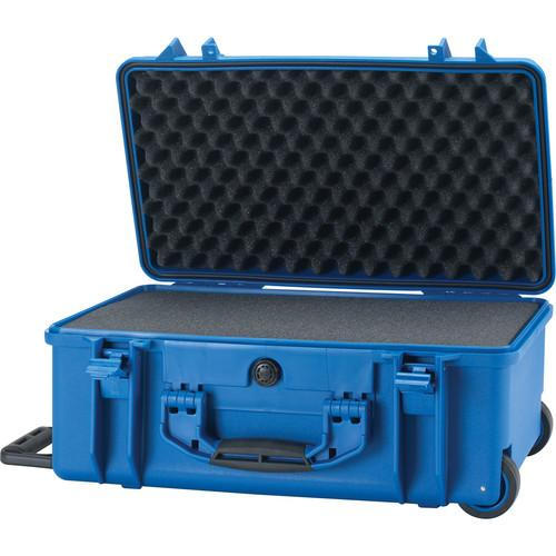 HPRC 2550 Wheeled Hard Case with Cubed Foam HPRC2550WFBLACK