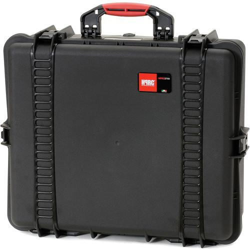 HPRC 2700E Hard Case with Empty Interior (Black) HPRC2700EBLACK