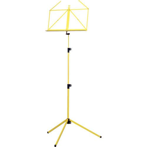 K&M  100/1 Music Stand (Yellow) 10010-000-61