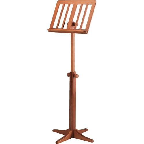 K&M  116/1 Wood Music Stand (Cherry) 11617-000-00