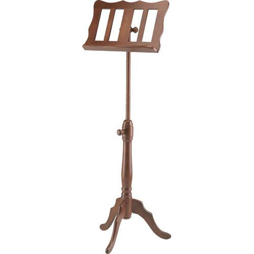 K&M  117 Wood Music Stand (Cherry) 11707-000-00