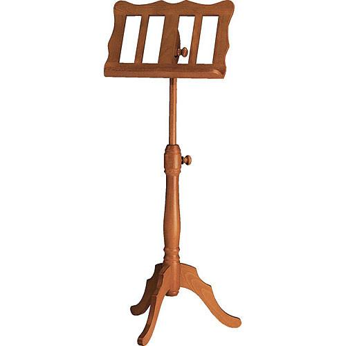 K&M  117 Wood Music Stand (Walnut) 11701-000-00