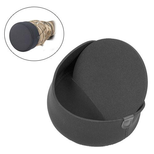 LensCoat Hoodie Lens Hood Cover (X-Small, Black) LCHXSBK
