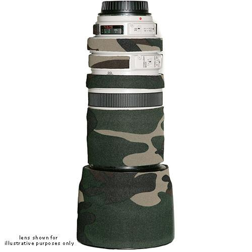LensCoat Lens Cover for the Canon 70-200mm f/4 IS LC70-200-4FG