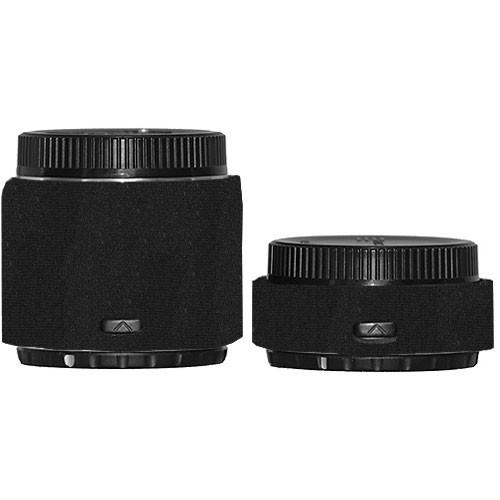 LensCoat Lens Covers for the Sigma Extender Set (Black) LCSEXBK