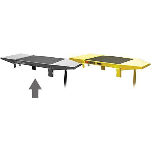 Luxor Drop Leaf Set for AVJ42 Adjustable Height Table AVJDLBL