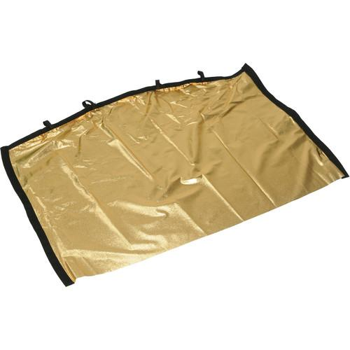 Matthews RoadRags II Reflector, Gold Lame - 24x36