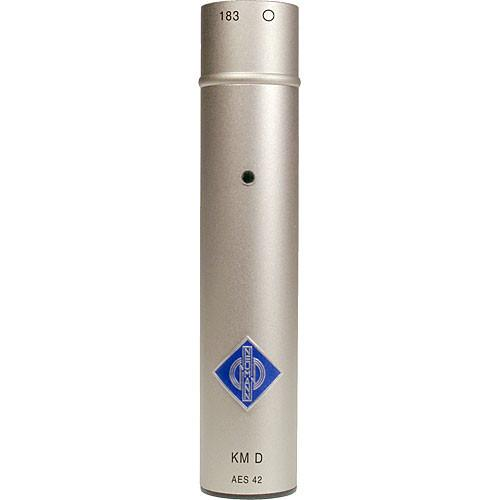 Neumann KM 183D Omnidirectional Digital Microphone KM 183 D NX