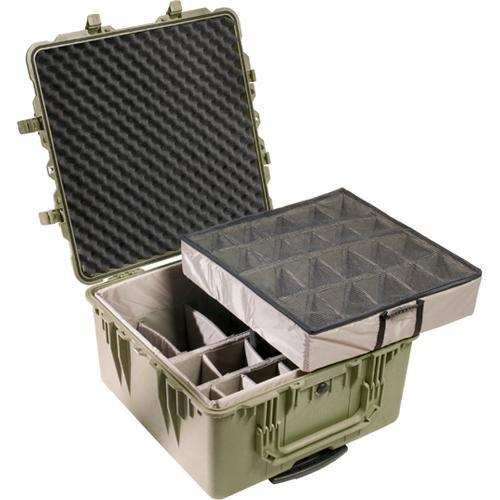 Pelican 1644 Transport 1640 Case with Dividers 1640-004-110