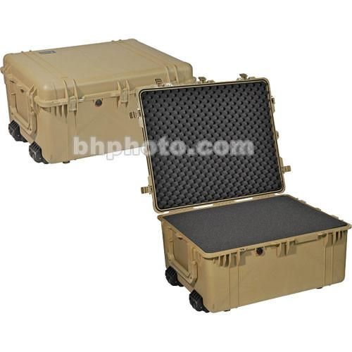 Pelican 1690 Transport Case with Foam (Desert Tan) 1690-000-190