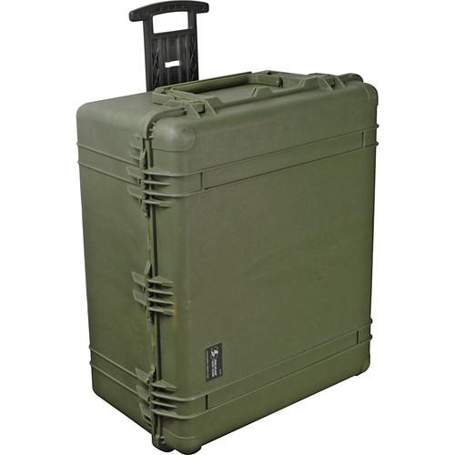 Pelican 1690NF Transport Case without Foam 1690-001-130