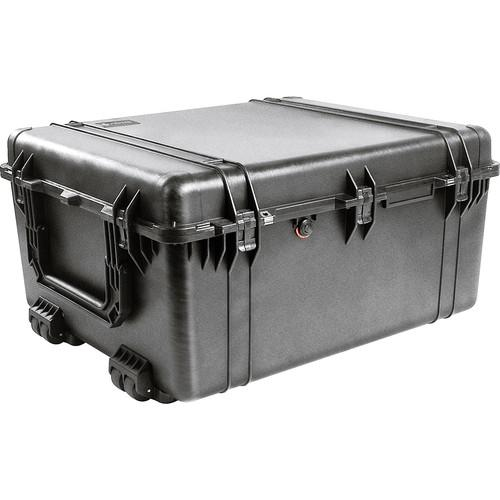 Pelican 1690NF Transport Case without Foam (Black) 1690-001-110
