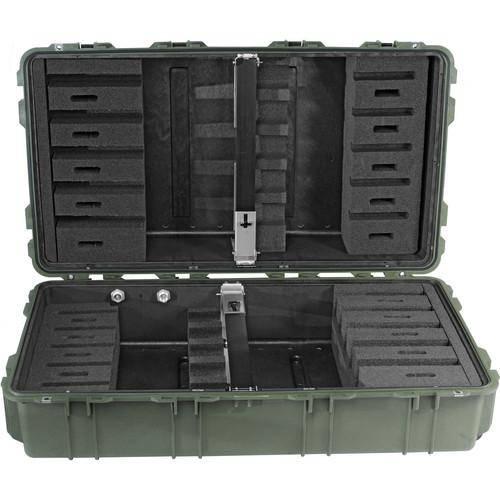 Pelican 1780RF Long Case with Rifle Foam Cut Insert 1780-006-110