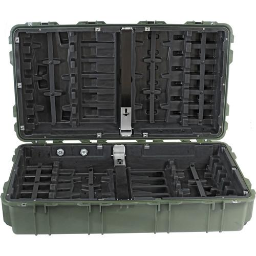 Pelican 1780W HL Long Case with Rigid Polyethylene 1780-007-110