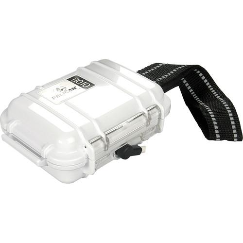 Pelican i1010 Waterproof Case (White) 1010-045-230