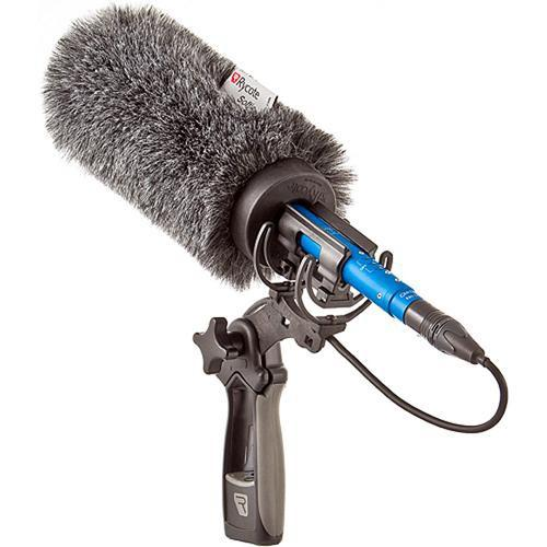 Rycote 18cm Large Hole Classic-Softie with Lyre Mount 033353
