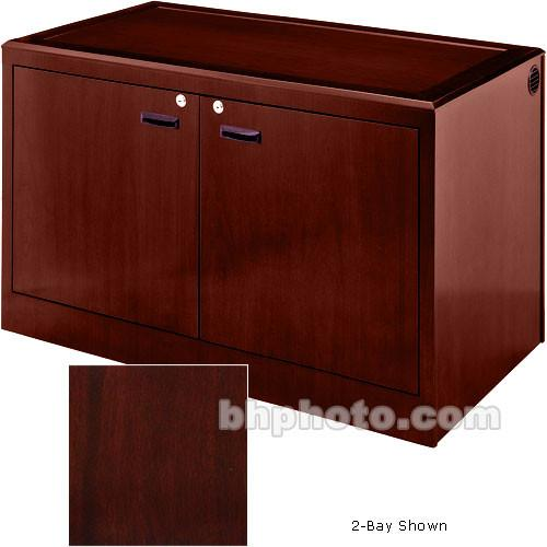 Sound-Craft Systems 3-Bay Equipment Credenza - CRDZ3BVO