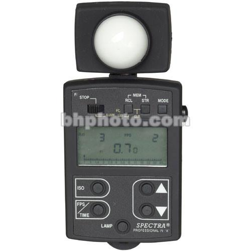 Spectra Cine Professional IV-A Digital Exposure Meter 18002AY