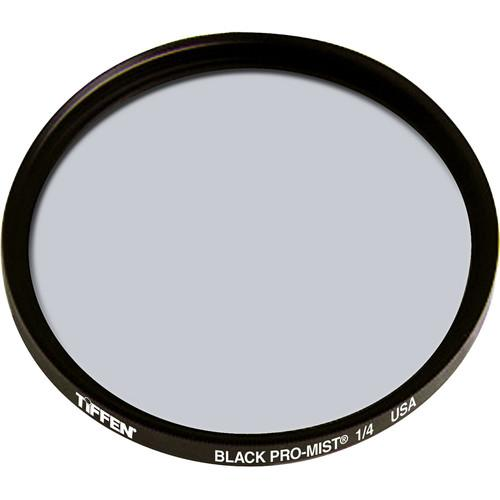 Tiffen  77mm Black Pro-Mist 1/4 Filter 77BPM14