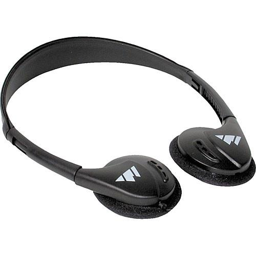 Williams Sound HED 021 Folding Mono Headphones HED 021