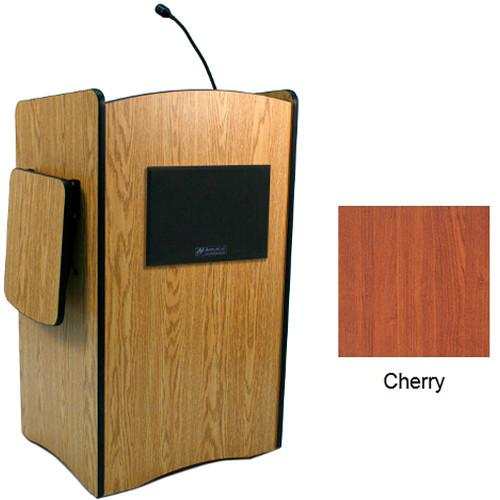 AmpliVox Sound Systems Multimedia Computer Lectern SW3230-MH-L
