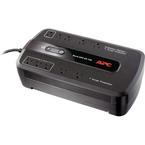 APC BE350G Back-UPS 350 6 Outlet Surge Protector and BE350G