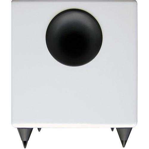 Audioengine  AS8W  Powered Subwoofer (White) AS8W