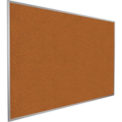 Best Rite 300AG Splash-Cork Tackboard (Blue) 300AGBL