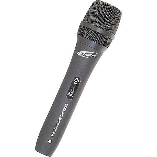Califone PADM510 Dynamic Handheld Microphone PADM-510