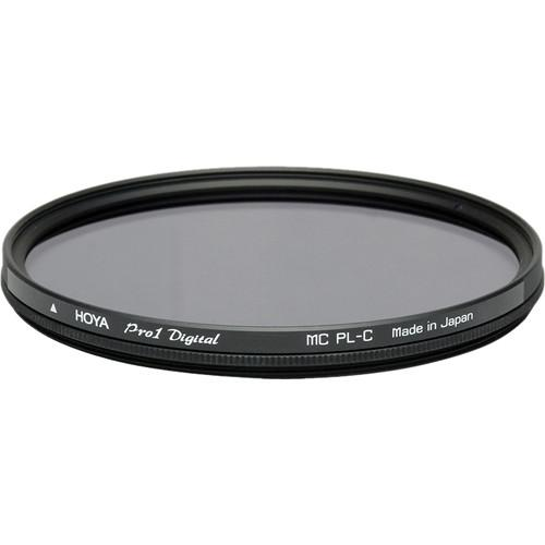 Hoya 62mm Circular Polarizing Pro 1Digital Multi-Coated XD62CRPL