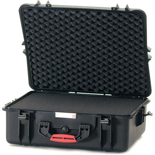 HPRC 2700F Hard Case with Cubed Foam Interior HPRC2700FBLACK