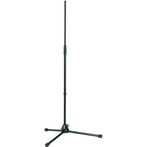 K&M 201A/2 Tripod Microphone Stand (Nickel) 20130-500-01