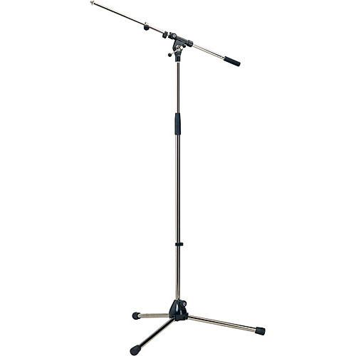 K&M 210/9 Tripod Microphone Stand with Telescoping 21090-500-01