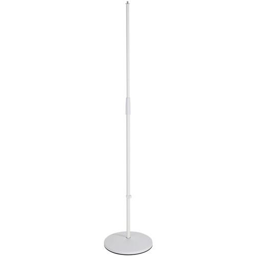 K&M 260/1 Adjustable Microphone Stand (Nickel) 26010-500-01, K&M, 260/1, Adjustable, Microphone, Stand, Nickel, 26010-500-01,