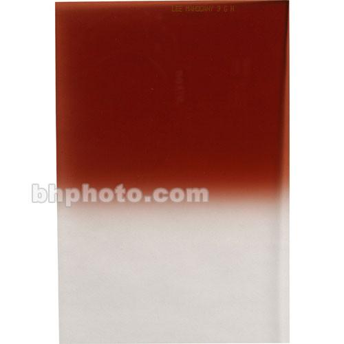 LEE Filters 100 x 150mm Hard-Edge Graduated Mahogany 1 MH1GH