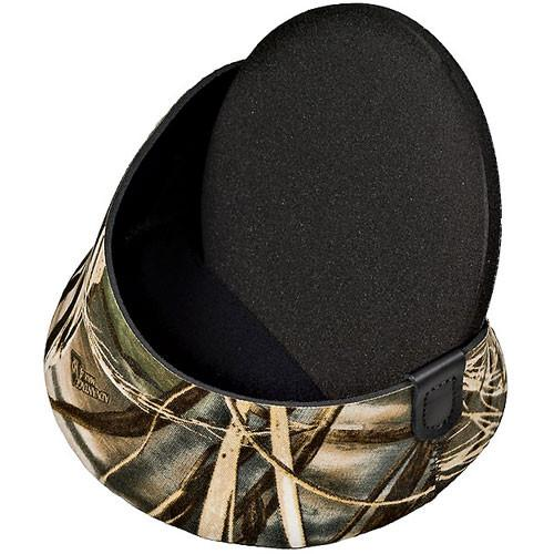 LensCoat Hoodie Lens Hood Cover (Small, Realtree Max4 HD)