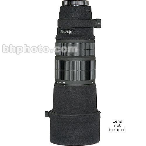 LensCoat Lens Cover for Sigma 120-300mm f/2.8 EX Lens LCS120300D