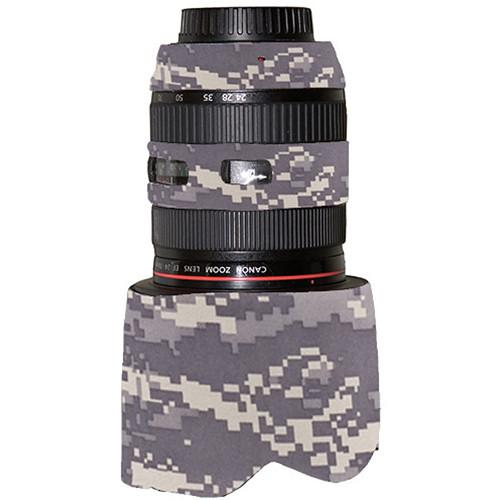 LensCoat Lens Cover for the Canon 24-70mm f/2.8L Lens LC24-70FG
